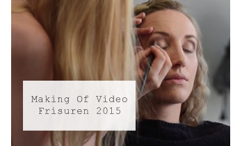 Making Of Video - Frisuren 2015 hairDIVINE Mannheim